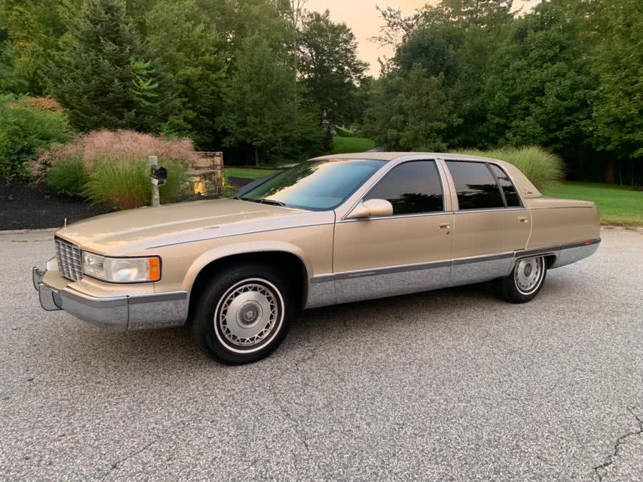Used 1996 Cadillac Fleetwood in Charlton, Massachusetts   Gary Jackson Motors. Charlton, Massachusetts