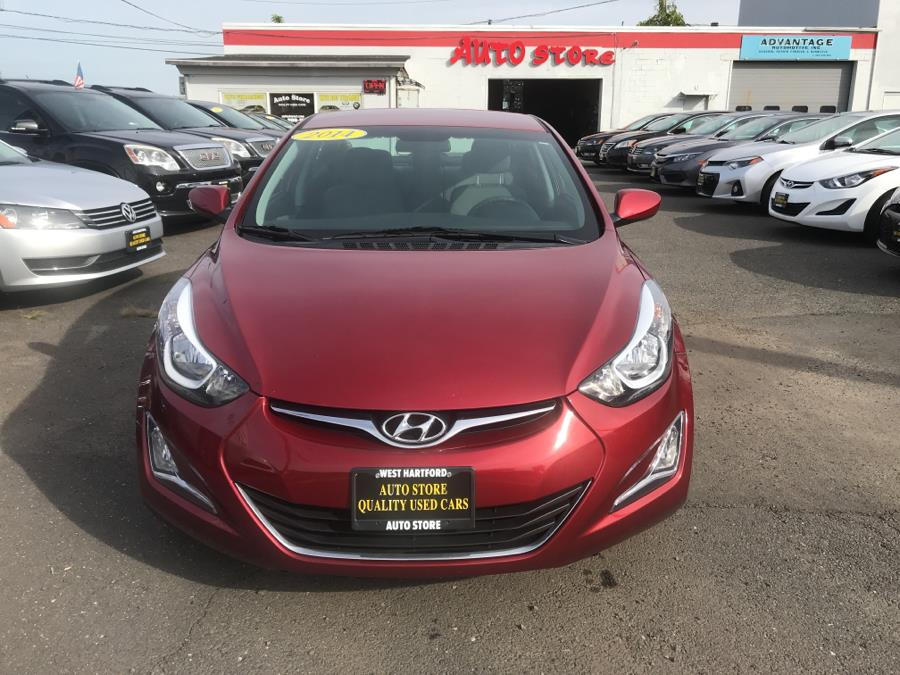 2014 Hyundai Elantra 4dr Sdn Auto SE (Alabama Plant), available for sale in West Hartford, Connecticut | Auto Store. West Hartford, Connecticut