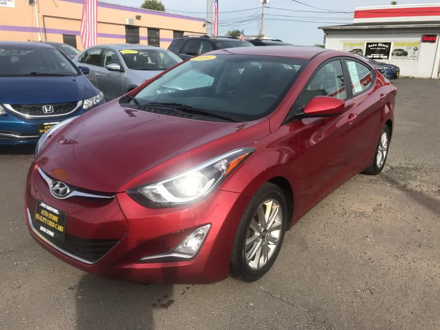 Used 2014 Hyundai Elantra in West Hartford, Connecticut | Auto Store. West Hartford, Connecticut