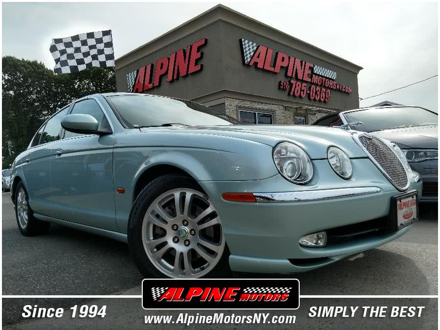 Used 2003 Jaguar S-TYPE in Wantagh, New York | Alpine Motors Inc. Wantagh, New York