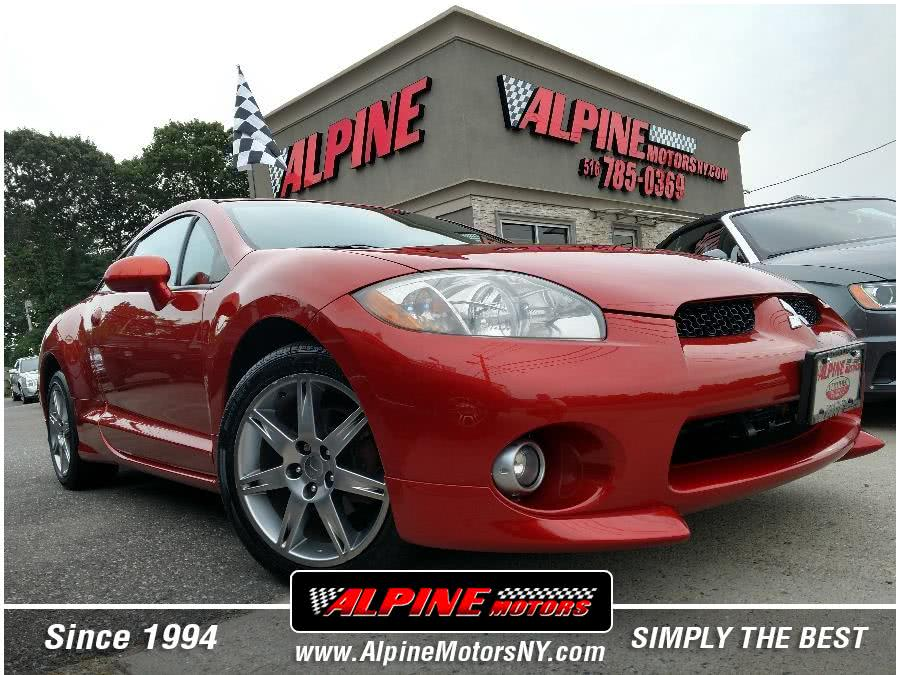 2006 Mitsubishi Eclipse 3dr Cpe GT 3.8L Sportronic Auto, available for sale in Wantagh, New York | Alpine Motors Inc. Wantagh, New York