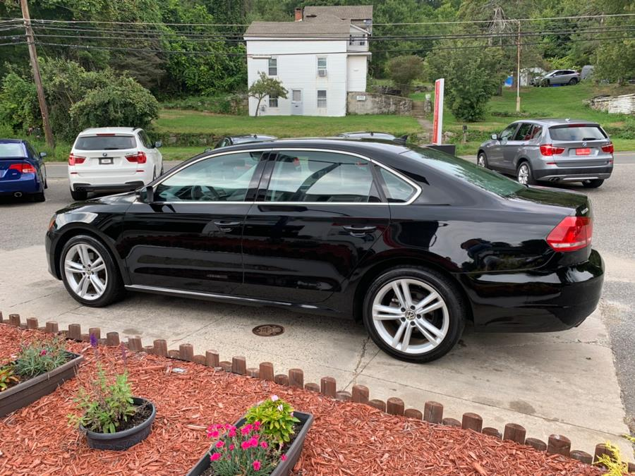Used Volkswagen Passat 4dr Sdn 1.8T Auto SE PZEV 2014 | House of Cars. Watertown, Connecticut