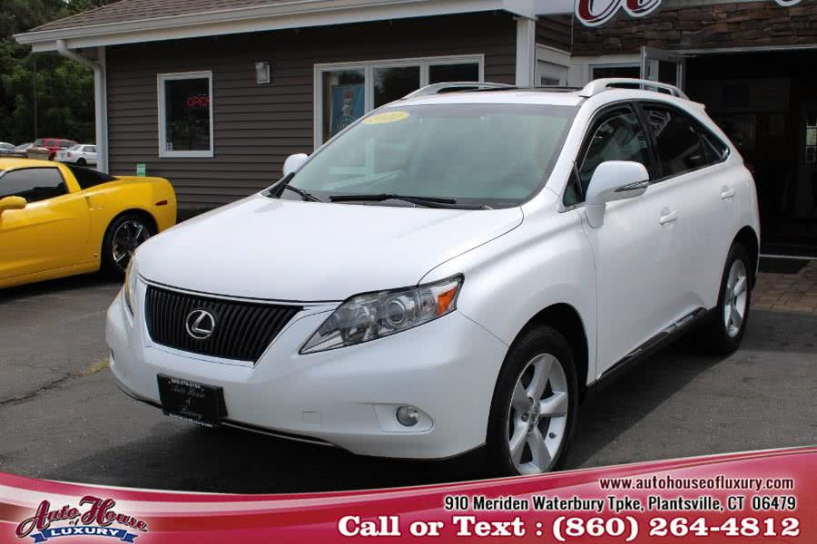 Used 2010 Lexus RX 350 in Plantsville, Connecticut | Auto House of Luxury. Plantsville, Connecticut