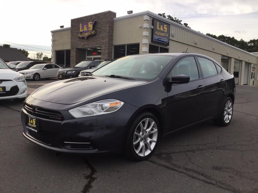 Used Dodge Dart 4dr Sdn SXT 2013 | L&S Automotive LLC. Plantsville, Connecticut