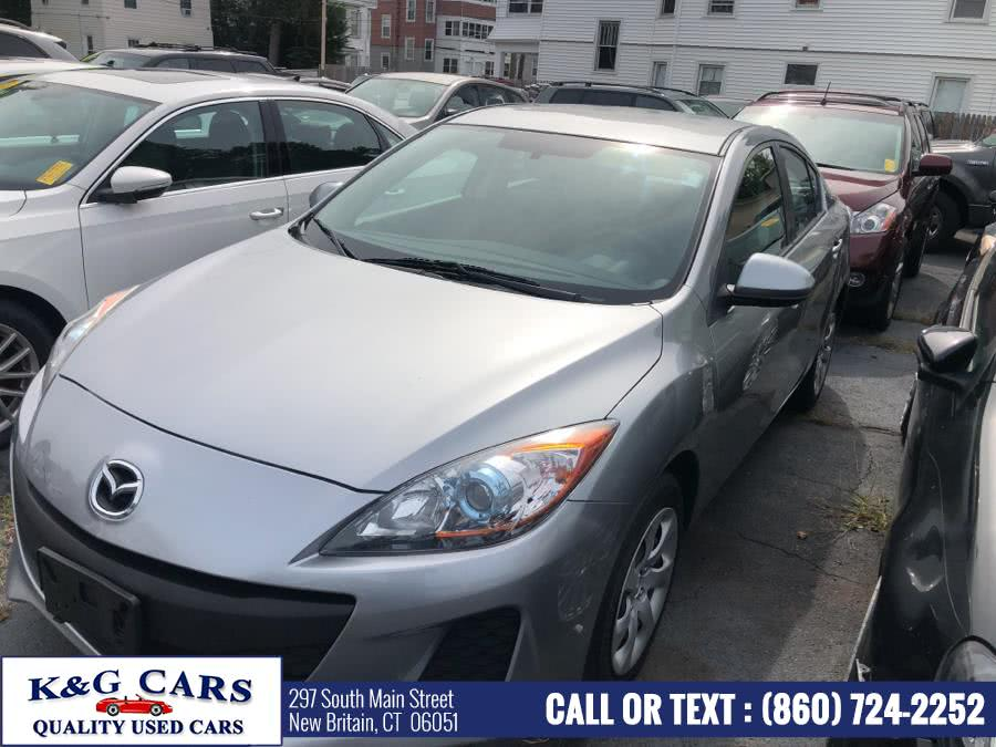 Used 2013 Mazda Mazda3 in New Britain, Connecticut | K and G Cars . New Britain, Connecticut