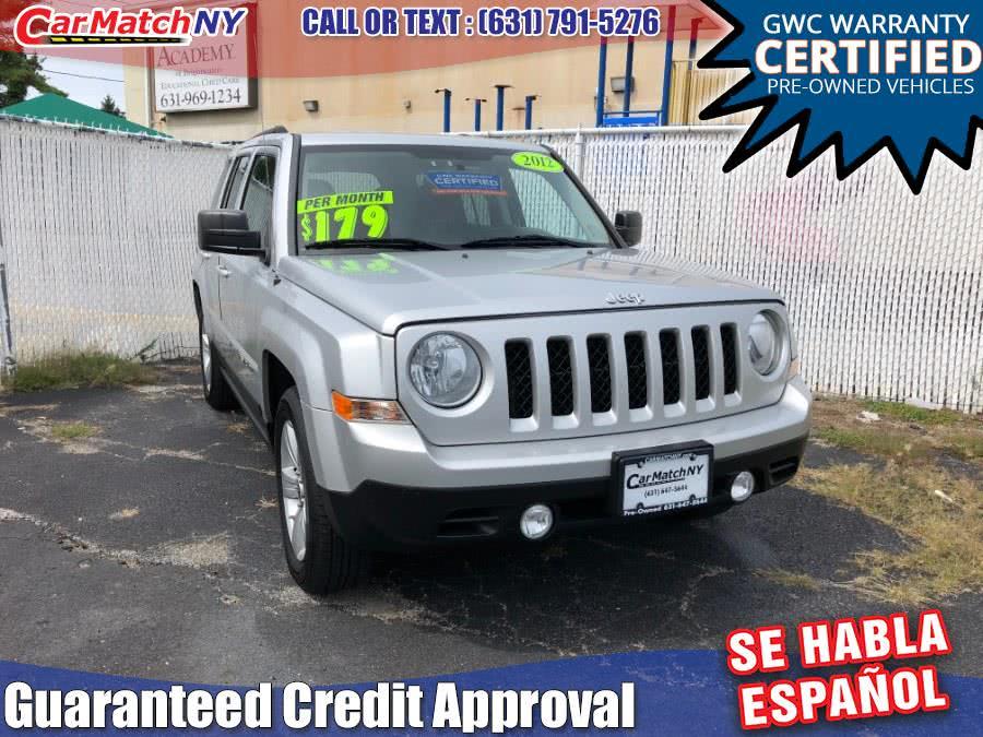 Used 2012 Jeep Patriot in Bayshore, New York | Carmatch NY. Bayshore, New York