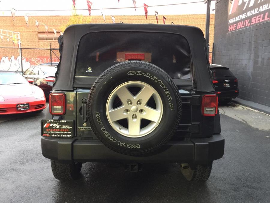 2008 Jeep Wrangler 4WD 2dr X, available for sale in Newark, New Jersey   RT Auto Center LLC. Newark, New Jersey
