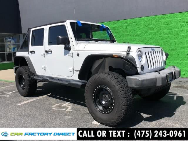 Used 2015 Jeep Wrangler Unlimited in Milford, Connecticut | Car Factory Direct. Milford, Connecticut
