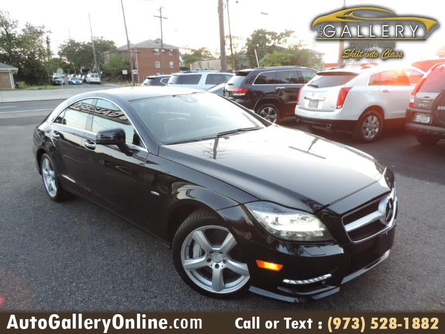Used 2012 Mercedes-Benz CLS-Class in Lodi, New Jersey | Auto Gallery. Lodi, New Jersey