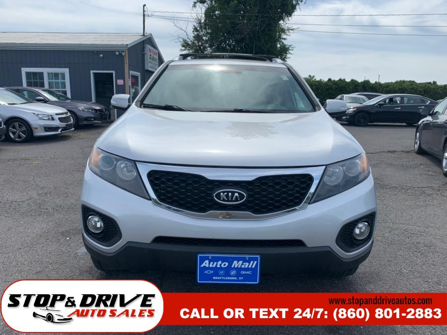 2013 Kia Sorento AWD 4dr I4-GDI LX, available for sale in East Windsor, Connecticut | Stop & Drive Auto Sales. East Windsor, Connecticut
