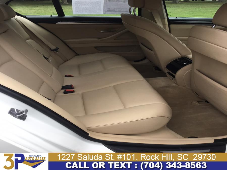 2012 BMW 5 Series 4dr Sdn 528i xDrive AWD, available for sale in Rock Hill, South Carolina | 3 Points Auto Sales. Rock Hill, South Carolina
