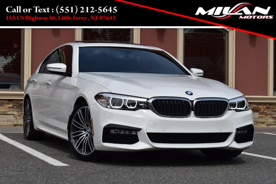 Used BMW 5 Series M-Sport Package 530i xDrive Sedan 2017 | Milan Motors. Little Ferry , New Jersey