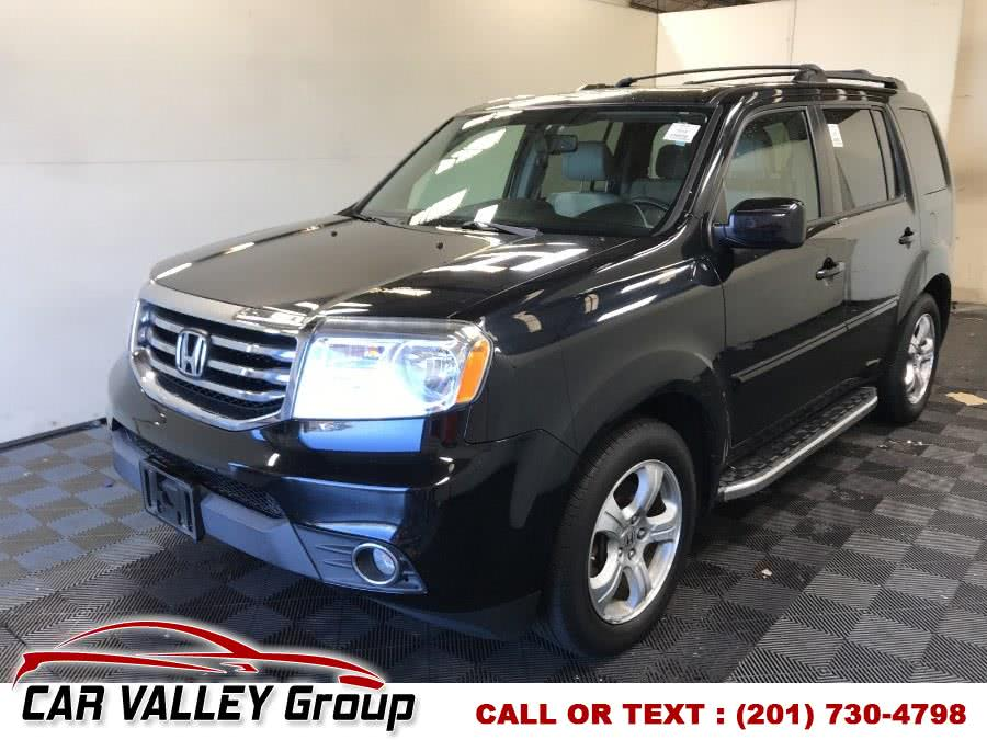 Used Honda Pilot 4WD 4dr EX-L w/RES 2013 | Car Valley Group. Jersey City, New Jersey