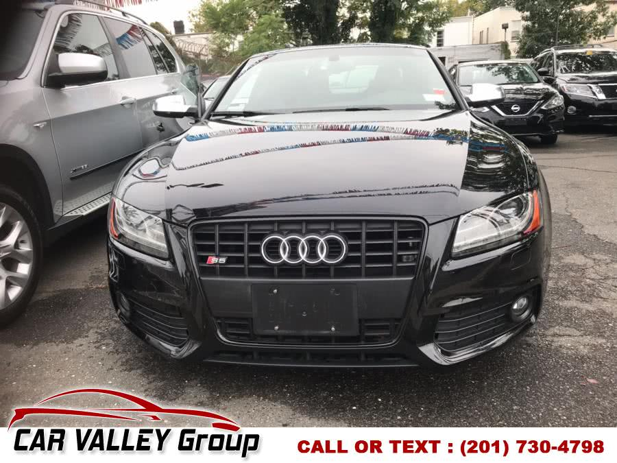 Used Audi S5 2dr Cpe Auto Premium Plus 2011 | Car Valley Group. Jersey City, New Jersey