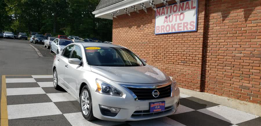 Used Nissan Altima 4dr Sdn 2.5 S 2013 | National Auto Brokers, Inc.. Waterbury, Connecticut