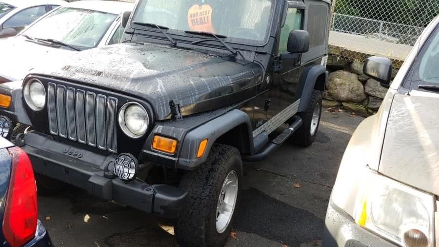 Used 2005 Jeep Wrangler in Ansonia, Connecticut