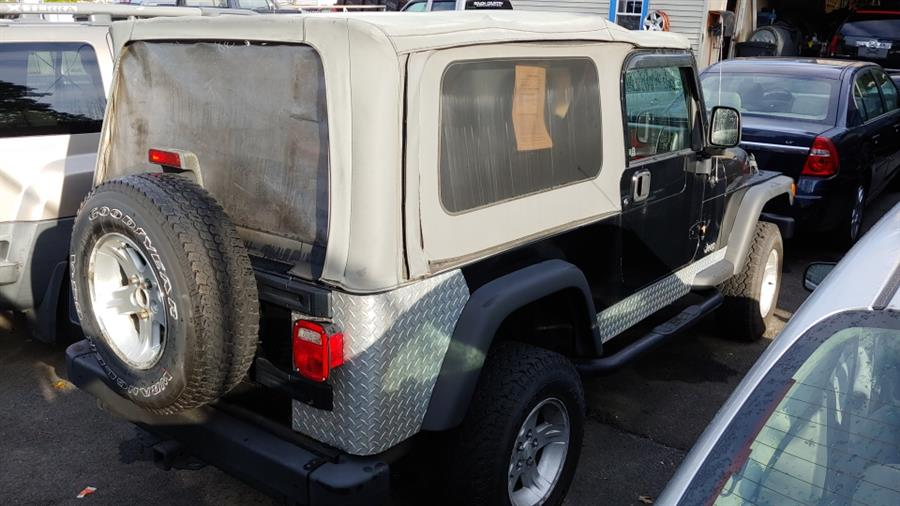 2005 Jeep Wrangler 2dr Unlimited LWB, available for sale in Ansonia, CT