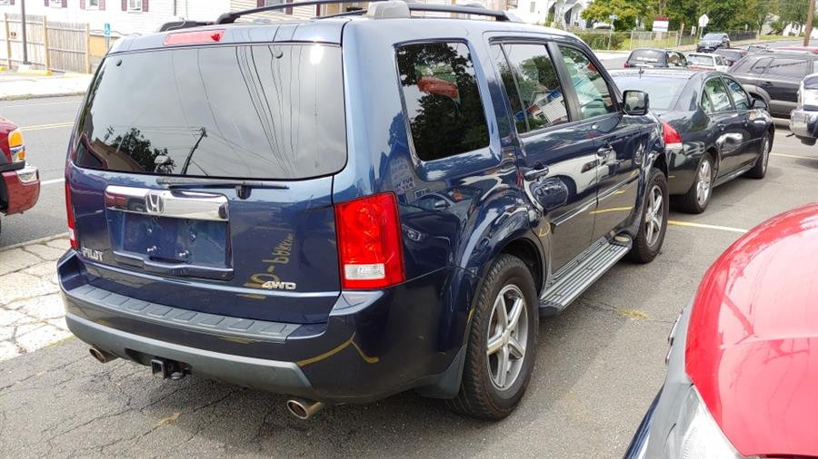 2009 Honda Pilot 4WD 4dr EX-L w/RES, available for sale in Ansonia, CT
