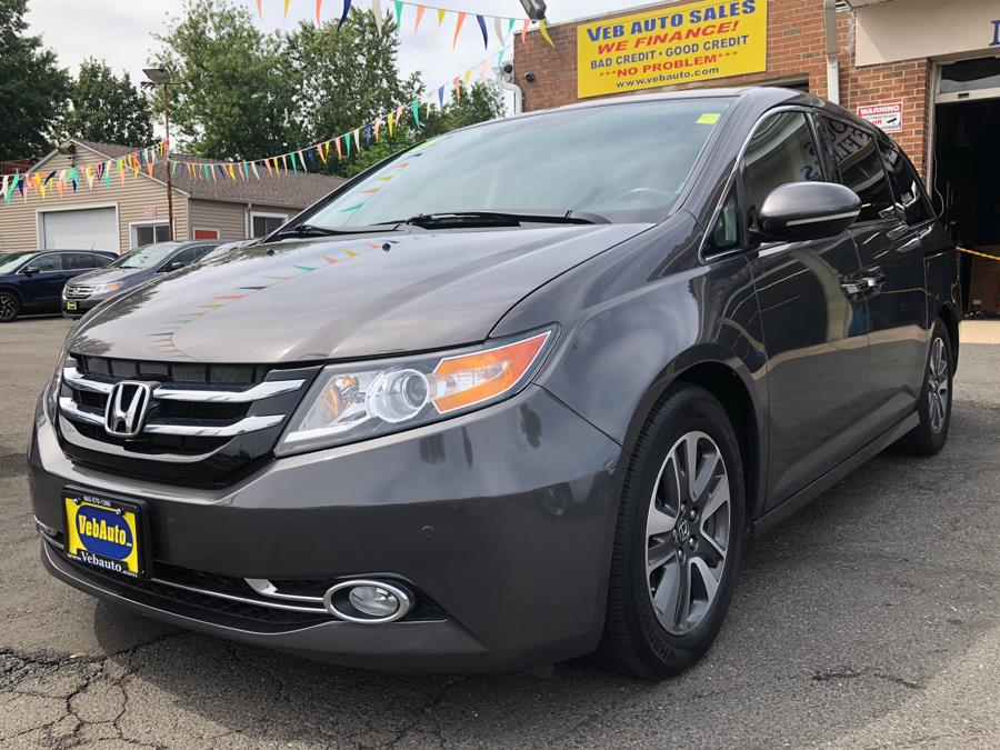 2015 Honda Odyssey 5dr Touring, available for sale in Hartford, Connecticut   VEB Auto Sales. Hartford, Connecticut