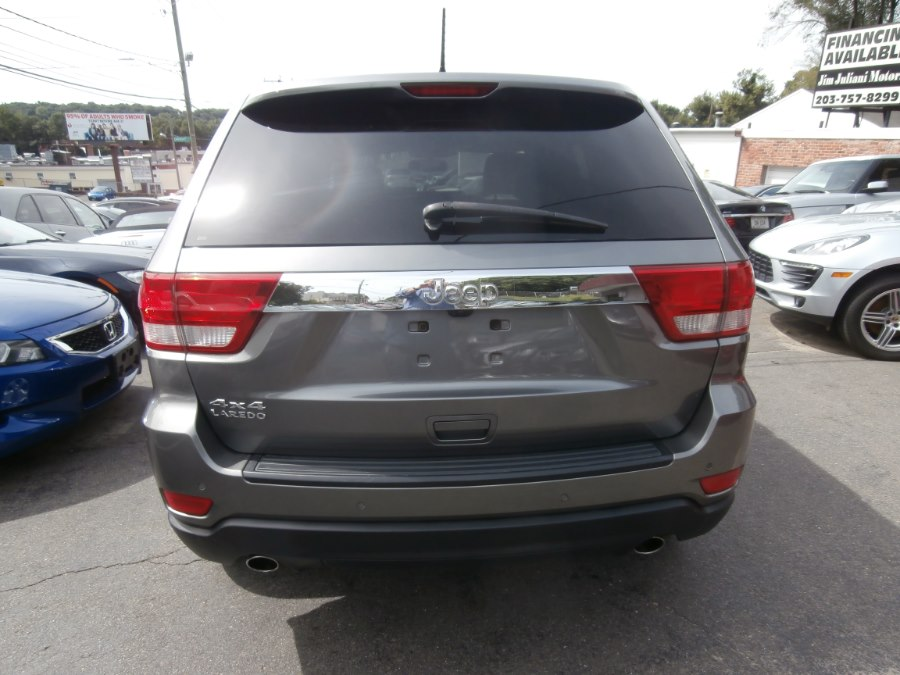 2011 Jeep Grand Cherokee 4WD 4dr Laredo, available for sale in Waterbury, Connecticut   Jim Juliani Motors. Waterbury, Connecticut