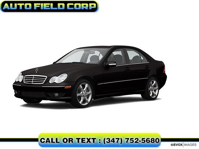 Used 2007 Mercedes-Benz C-Class in Jamaica, New York | Auto Field Corp. Jamaica, New York