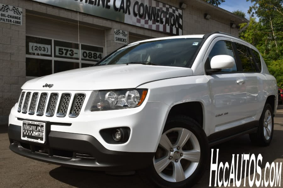 Used 2016 Jeep Compass in Waterbury, Connecticut | Highline Car Connection. Waterbury, Connecticut