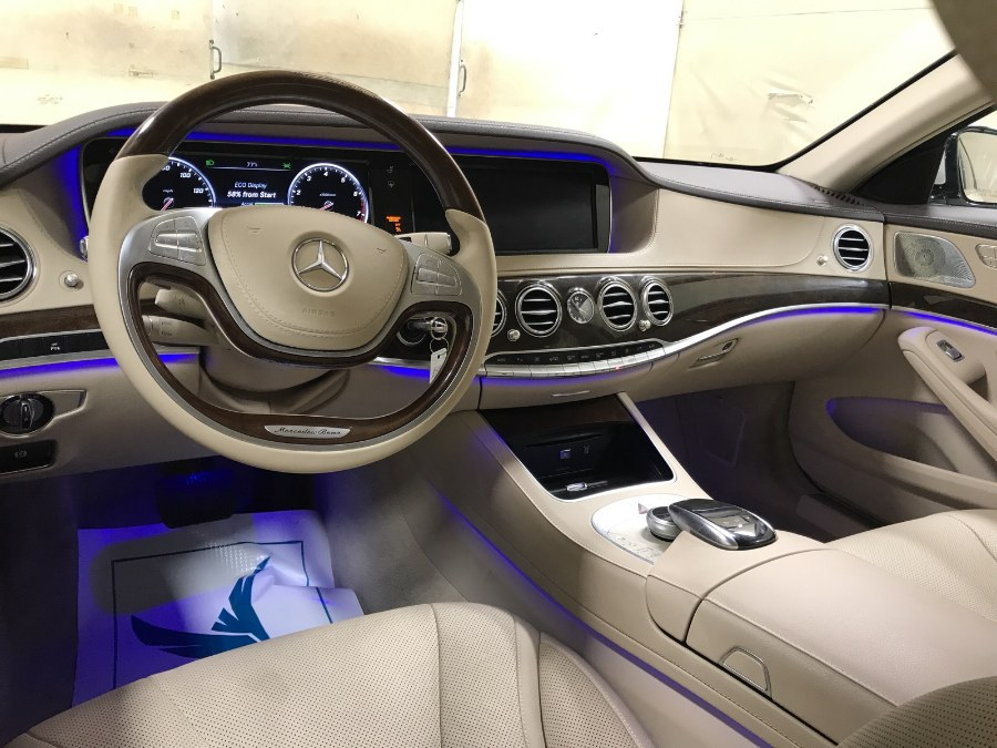 2016 Mercedes-Benz S-Class 4dr Sdn S 550 4MATIC, available for sale in Hicksville, New York | H & H Auto Sales. Hicksville, New York