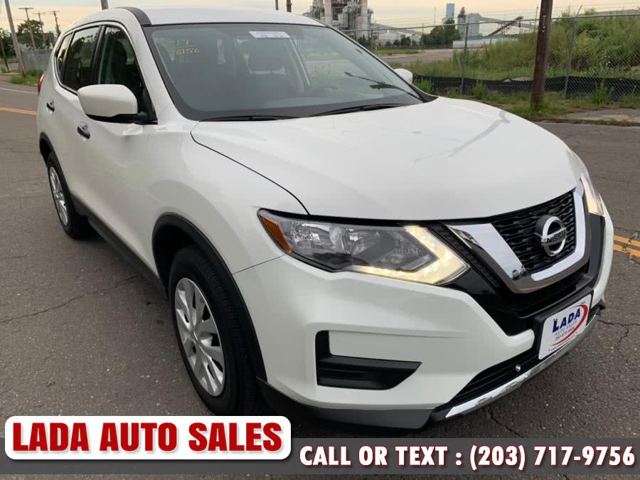 2017 Nissan Rogue AWD SV, available for sale in Bridgeport, CT