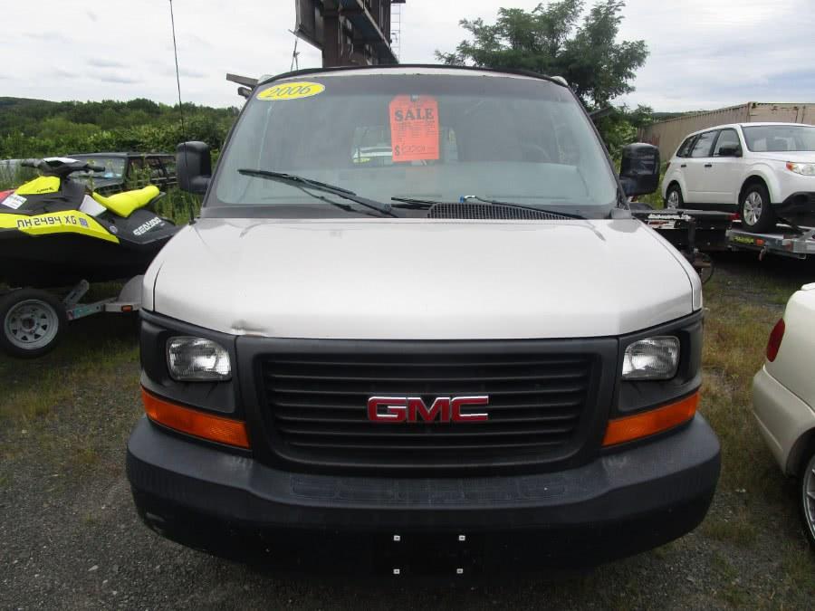 Used 2006 GMC Savana Cargo Van in Waterbury, Connecticut | Tony's Auto Sales. Waterbury, Connecticut