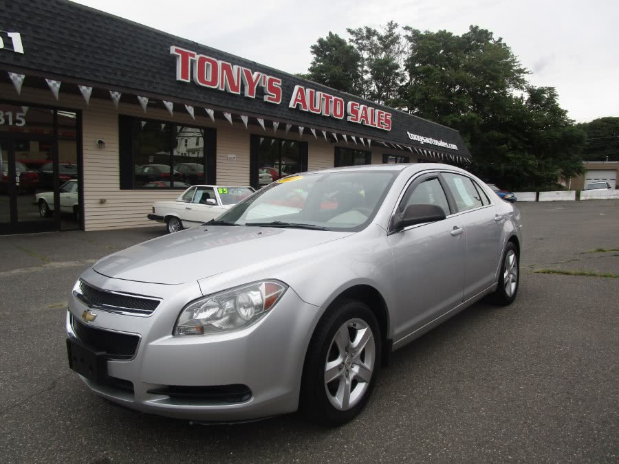 Used 2011 Chevrolet Malibu in Waterbury, Connecticut | Tony's Auto Sales. Waterbury, Connecticut