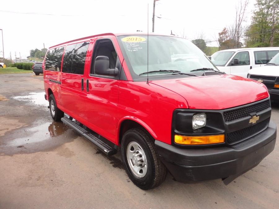 2015 Chevrolet Express Passenger RWD 3500 155