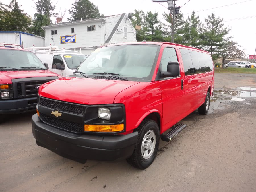 "2015 Chevrolet Express Passenger RWD 3500 155"" LS w/1LS, available for sale in Berlin, CT"
