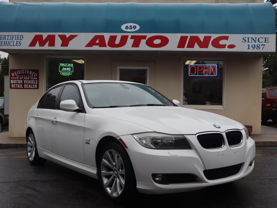 Used 2011 BMW 3 Series in Huntington Station, New York | My Auto Inc.. Huntington Station, New York