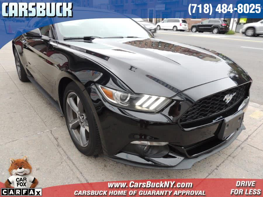 Used 2015 Ford Mustang in Brooklyn, New York | Carsbuck Inc.. Brooklyn, New York