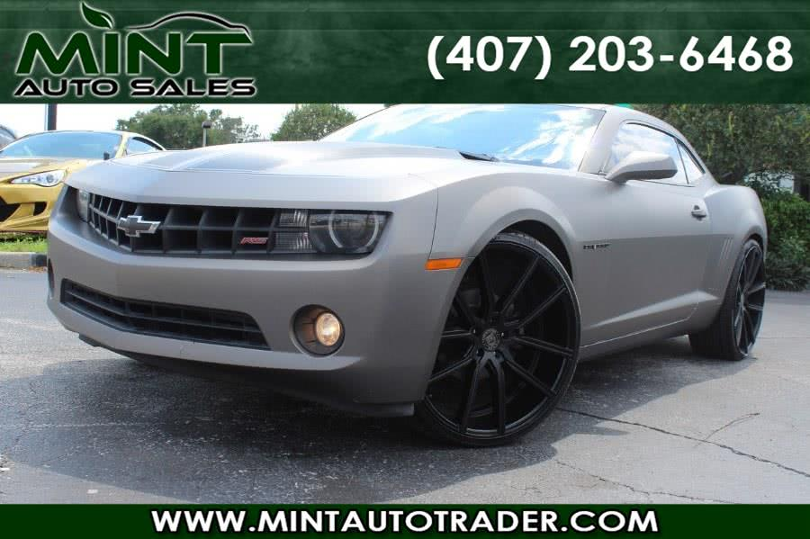 Used 2010 Chevrolet Camaro in Orlando, Florida | Mint Auto Sales. Orlando, Florida
