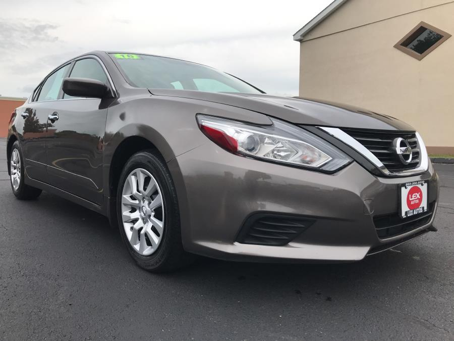 Used Nissan Altima 4dr Sdn I4 2.5 2016 | Lex Autos LLC. Hartford, Connecticut