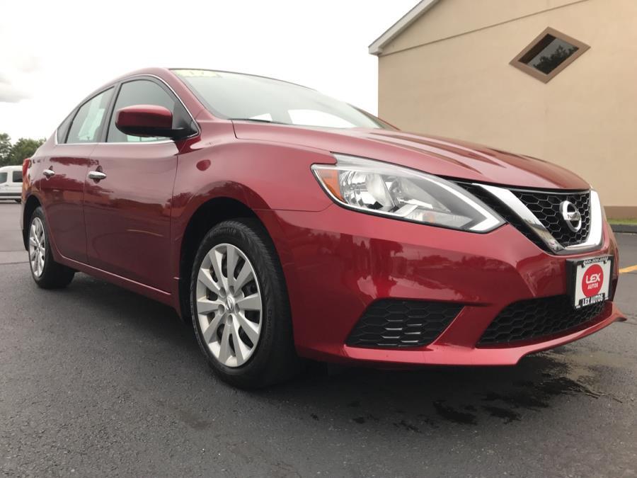 Used Nissan Sentra SV CVT 2017 | Lex Autos LLC. Hartford, Connecticut