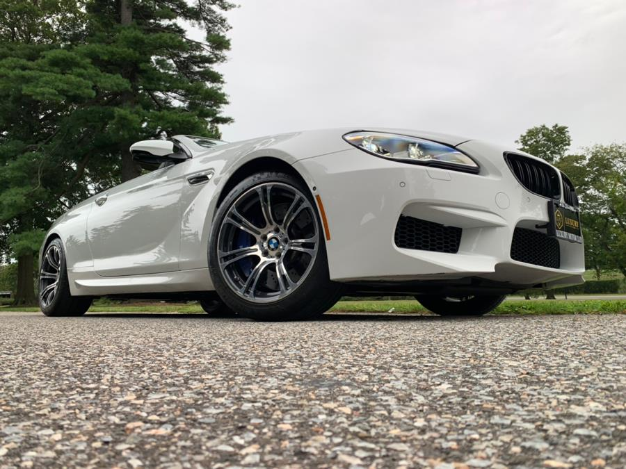 2016 BMW M6 2dr Conv, available for sale in Franklin Square, New York | Luxury Motor Club. Franklin Square, New York