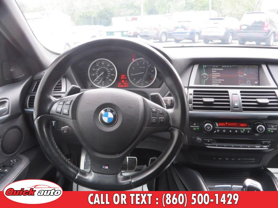 2013 BMW X6 AWD 4dr xDrive35i, available for sale in Bristol, Connecticut | Quick Auto LLC. Bristol, Connecticut
