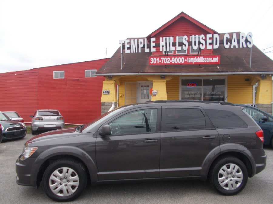 2016 Dodge Journey FWD 4dr SE, available for sale in Temple Hills, Maryland | Temple Hills Used Car. Temple Hills, Maryland