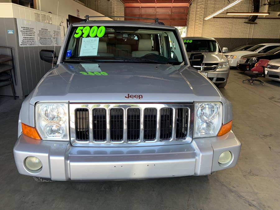 2006 Jeep Commander 4dr Limited 2WD, available for sale in Garden Grove, California | U Save Auto Auction. Garden Grove, California