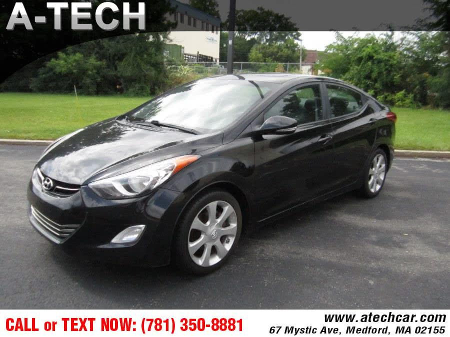 Used 2012 Hyundai Elantra in Medford, Massachusetts | A-Tech. Medford, Massachusetts