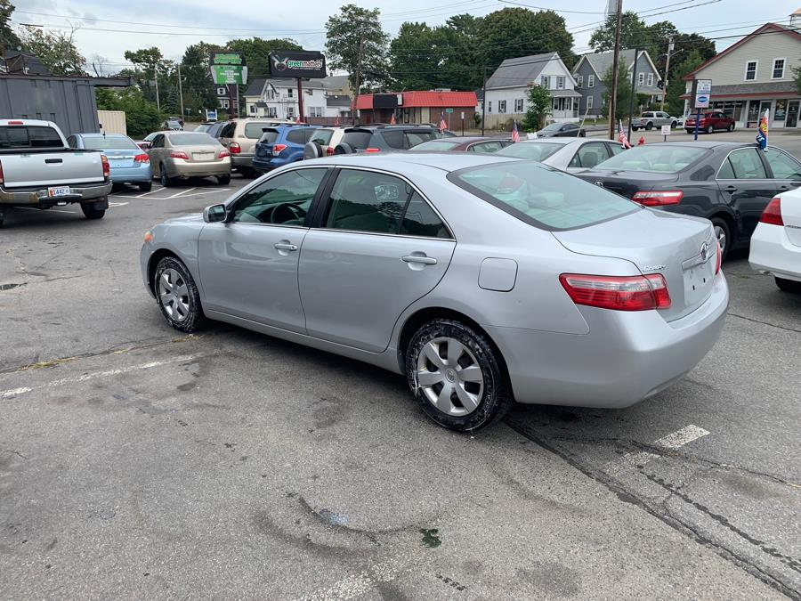 2007 Toyota Camry 4dr Sdn I4 Auto LE (Natl), available for sale in Taunton, Massachusetts | Rt 138 Auto Center Inc . Taunton, Massachusetts