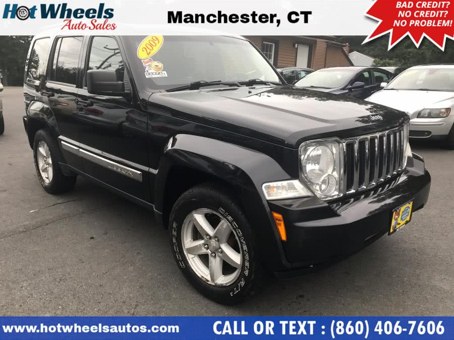 Used 2009 Jeep Liberty in Manchester, Connecticut | Hot Wheels Auto Sales LLC. Manchester, Connecticut