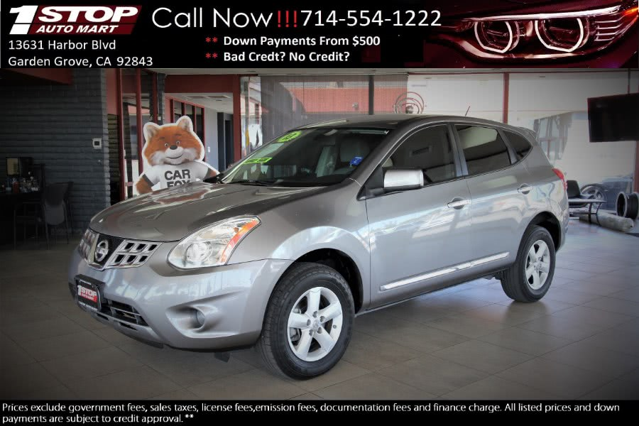 Used 2013 Nissan Rogue in Garden Grove, California | 1 Stop Auto Mart Inc.. Garden Grove, California