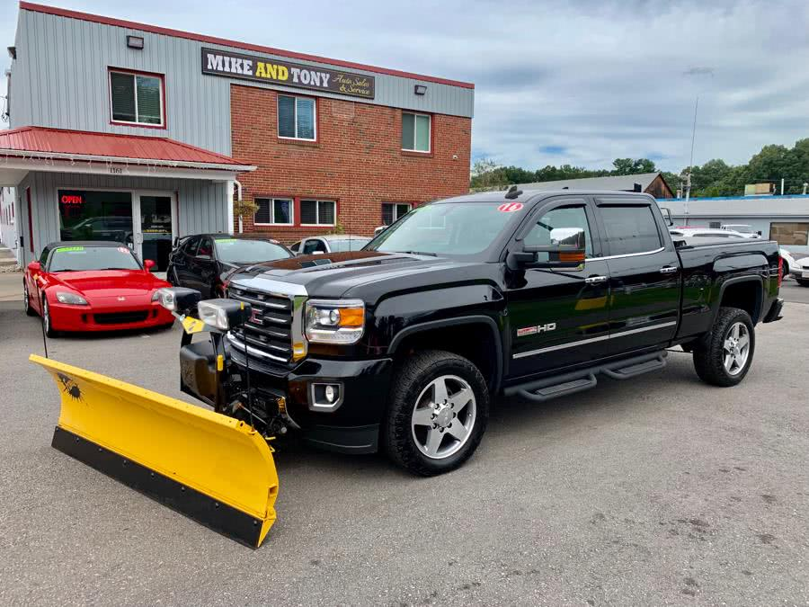Used 2016 GMC Sierra 2500HD in South Windsor, Connecticut | Mike And Tony Auto Sales, Inc. South Windsor, Connecticut
