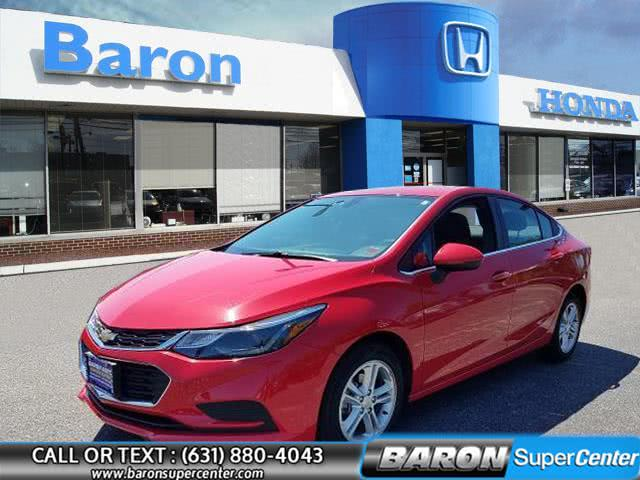 Used 2017 Chevrolet Cruze in Patchogue, New York | Baron Supercenter. Patchogue, New York