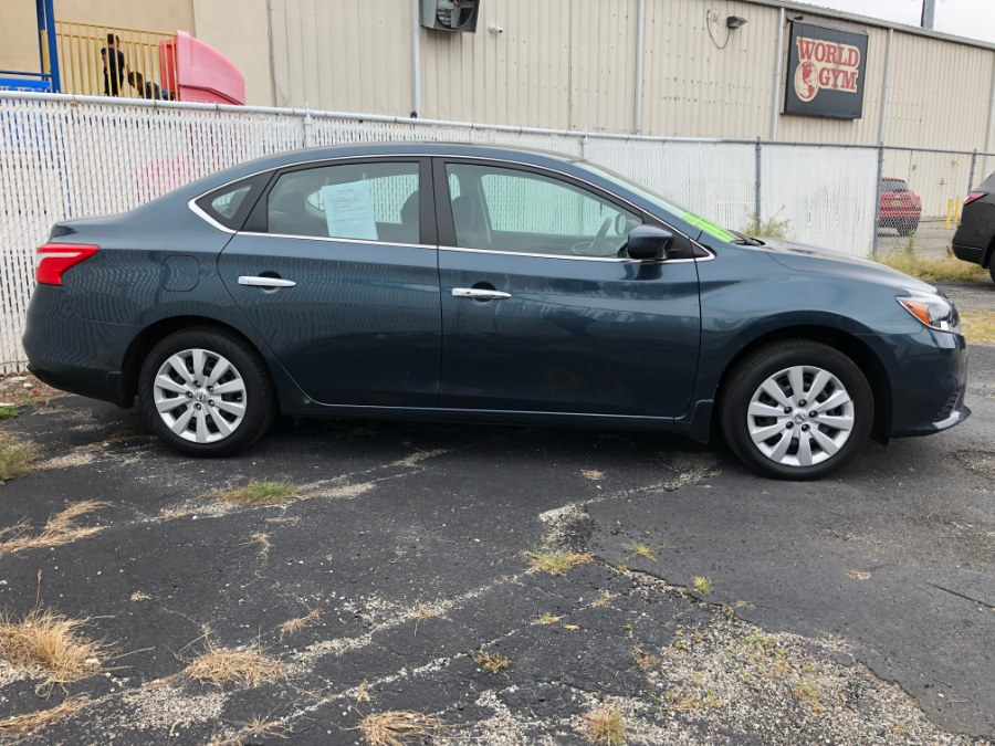 2016 Nissan Sentra 4dr Sdn I4 CVT SV, available for sale in Bayshore, New York | Carmatch NY. Bayshore, New York