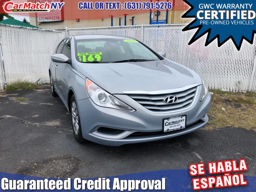 2011 Hyundai Sonata 4dr Sdn 2.4L Auto GLS, available for sale in Bayshore, New York | Carmatch NY. Bayshore, New York