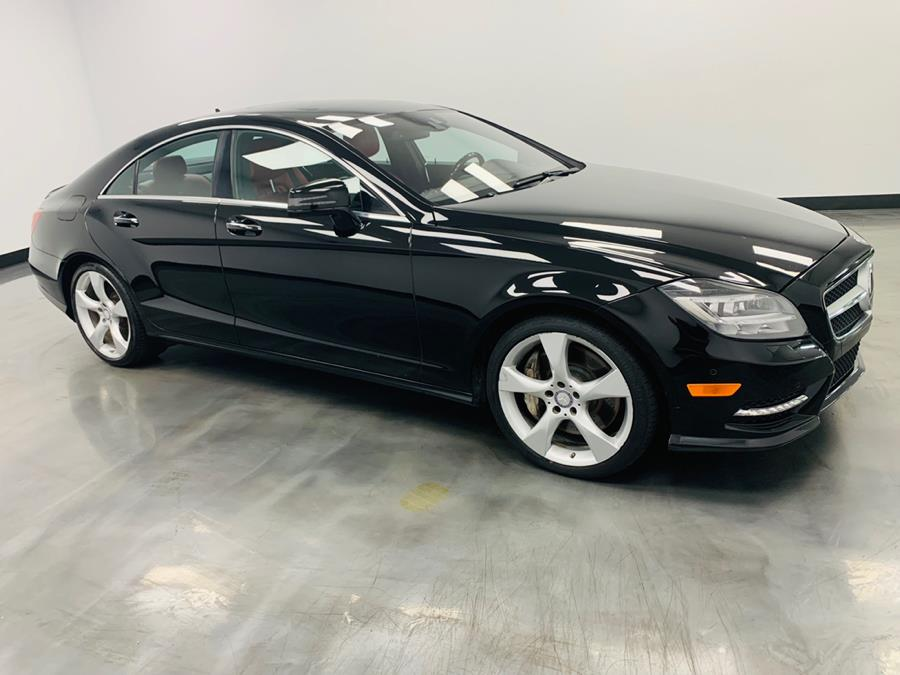 2013 Mercedes-Benz CLS-Class 4dr Sdn CLS550 4MATIC, available for sale in Linden, New Jersey | East Coast Auto Group. Linden, New Jersey